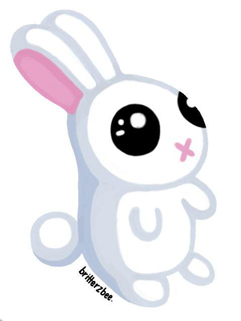 Bani the Bunny - Gaia Online by Britterzbee