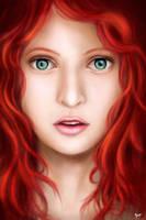 redhead by pop-ipop
