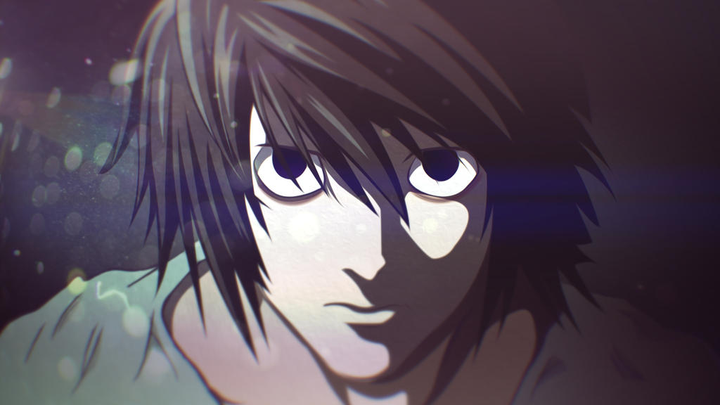 death note characters l - photo #37