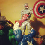 Age Of Ultron by AdamGrowells