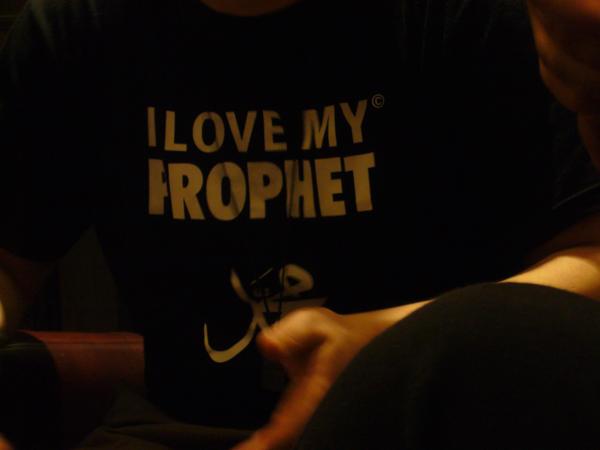 me - i love my prophet - islam by ademmm