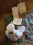 Sudan Muslim Reading Quran