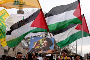 Turkey protest Israel 2 by ademmm