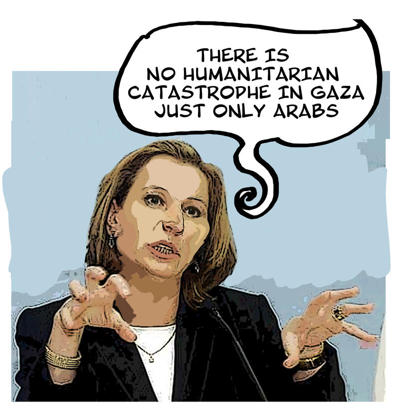 Tzipi Livni by ademmm