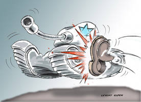 Gaza Defensive by ademmm