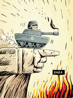 Gaza 1 by ademmm
