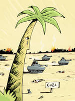 Gaza 3 by ademmm