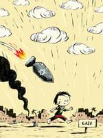 Gaza 6 by ademmm