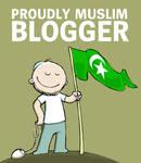 Proudly Muslim Blogger v4