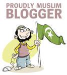 Proudly Muslim Blogger v5