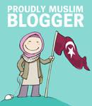 Proudly Muslima Blogger v6