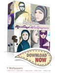 Muslima Wallpaper Pack