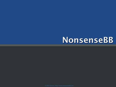 NonsenseBB Wallpaper
