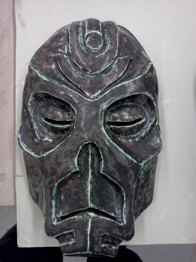 Nahkriin Dragon Priest Skyrim by DivisionK