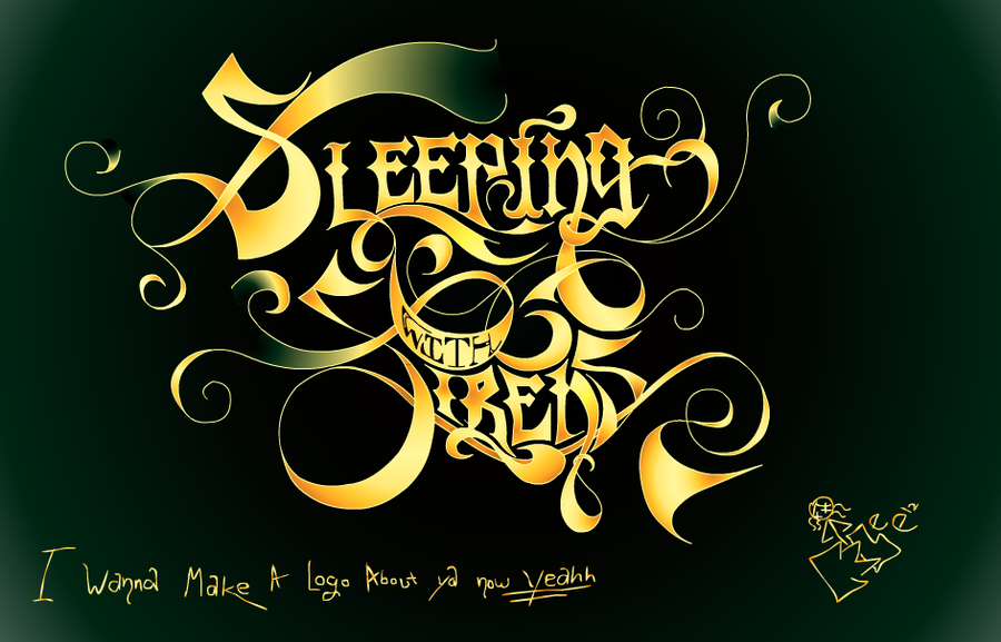 Sleeping with Sirens Logo-ish