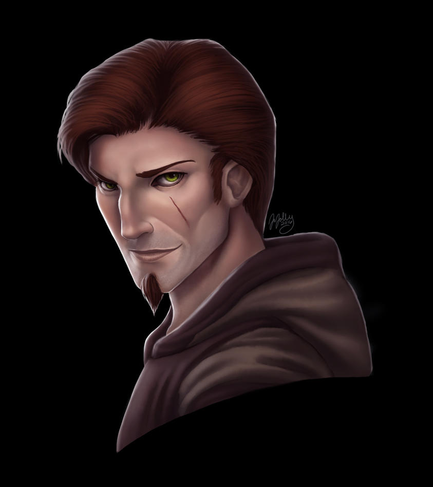 SWtoR - Commission - Molari by JoJollyArt
