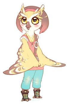owl : )