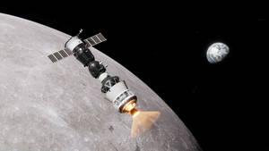 Lunar Soyuz