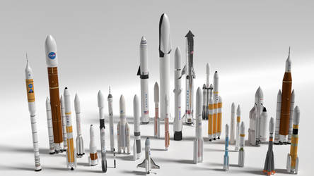 Rocket Garden 2019