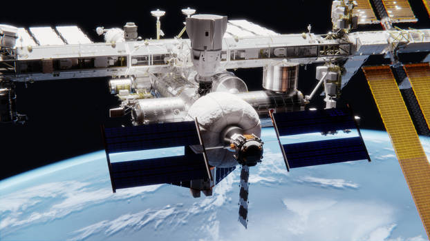 Breathing new LIFE into the ISS