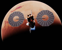 WDV over Mars