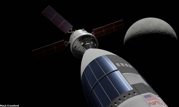 Starship HLS and Orion