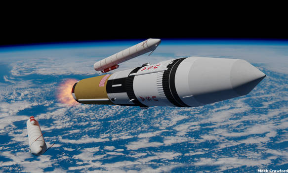 Saturn Mulltibody booster sep