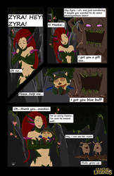 LoL Comic Contest: 'A Budding Romance' by FarahBoom