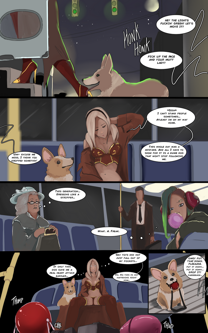 Fore Cosplay Page 4 by FarahBoom
