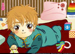 Syaoran Baby picture