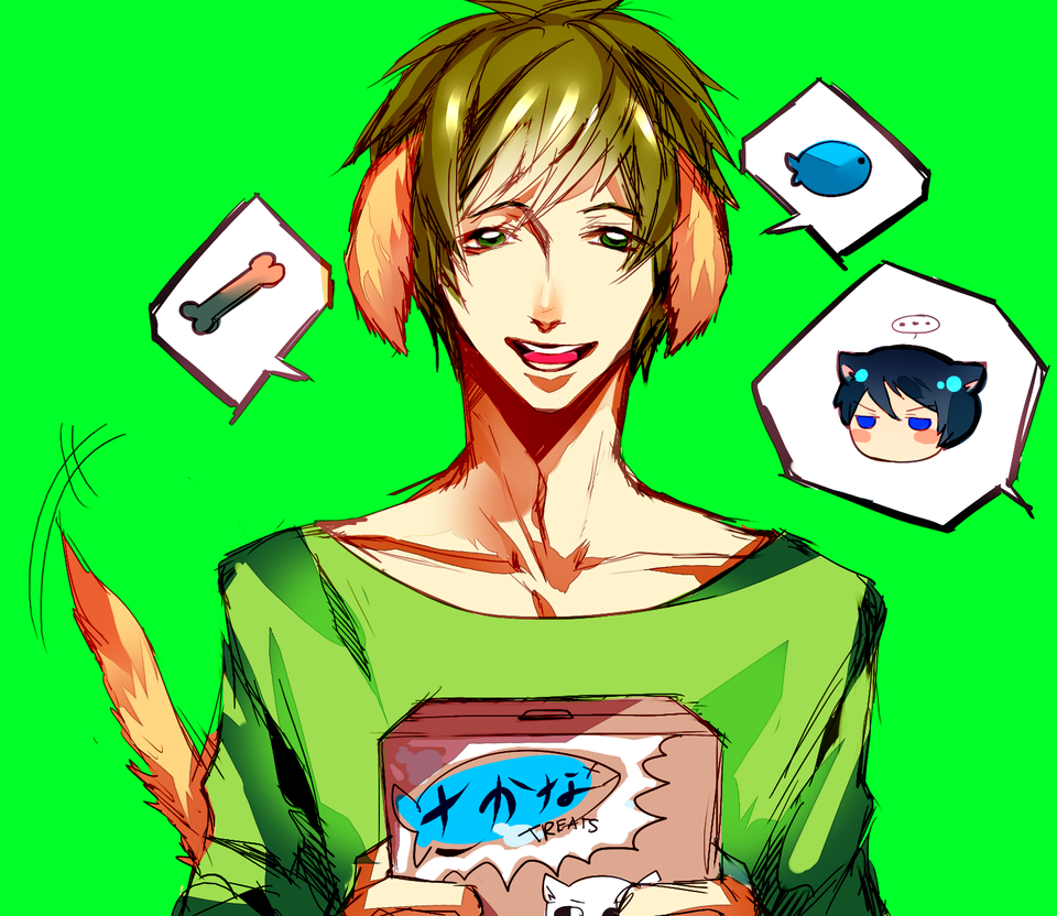 Makoto will give you treats! by HaruLulu