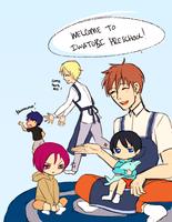 Welcome to Iwatobi Preschool! by HaruLulu