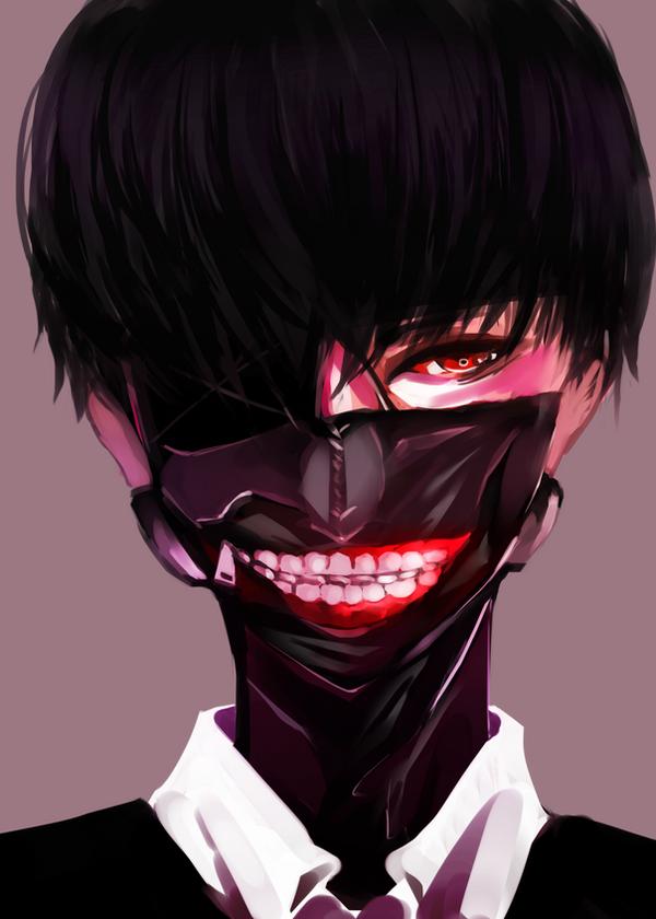 Tokyo Ghoul by HaruLulu