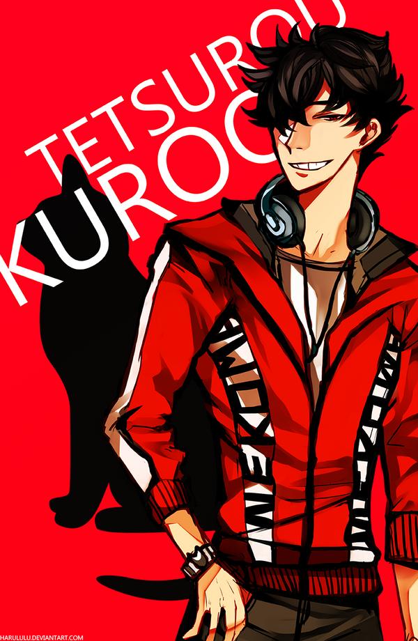 Akicon 2014:Kuroo Trash King by HaruLulu