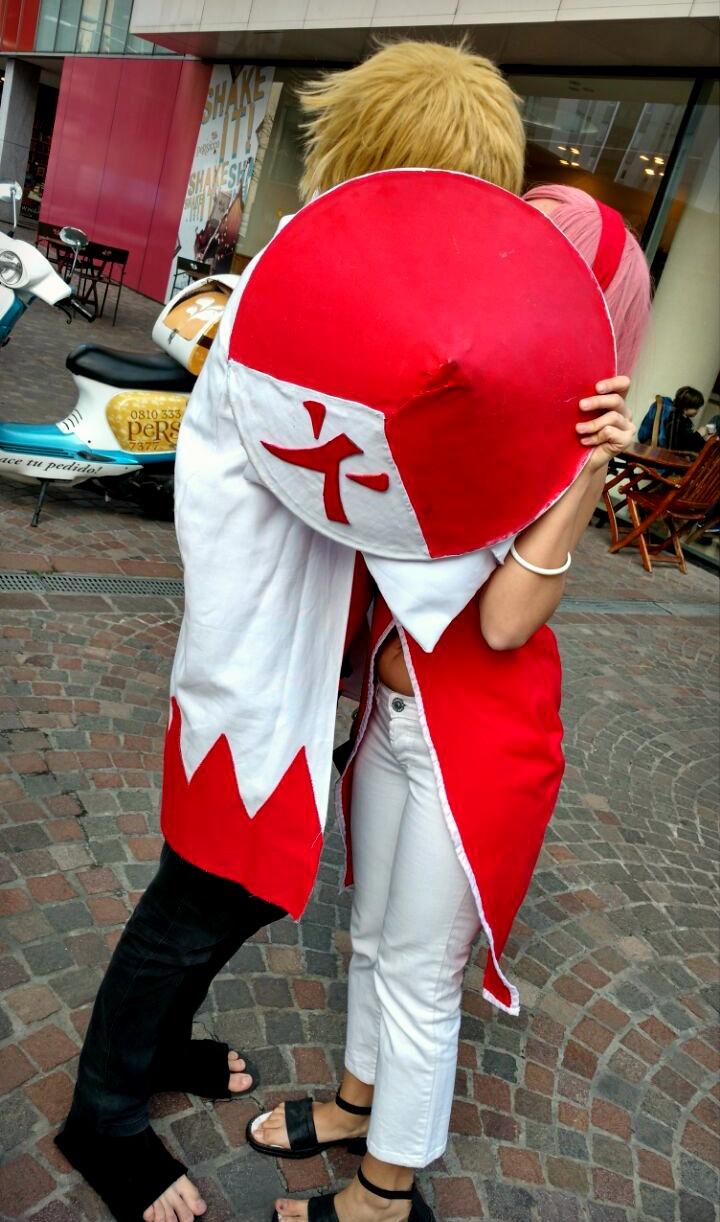 NaruSaku cosplay adult Boruto version by NSBrem on DeviantArt