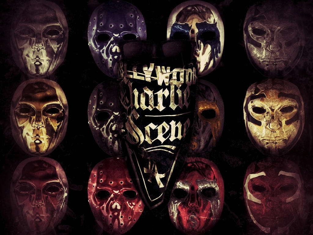 Hollywood Undead Wallpaper 2017