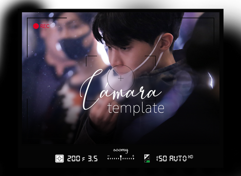 Template Camera Focusing