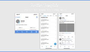 Template Twitter