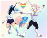 :Happy Pride!: