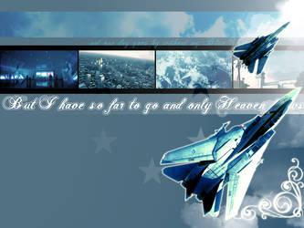 Blue Skies -desktop- by ACE-COMBAT-HEROES