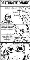 Death Note Omake by nyu