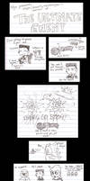 The Ultimate Enemy Comic pg 1