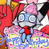 Happy Birthday Kelsey by nyu