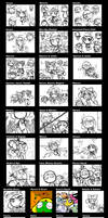 Bunch of Keronian Sketches