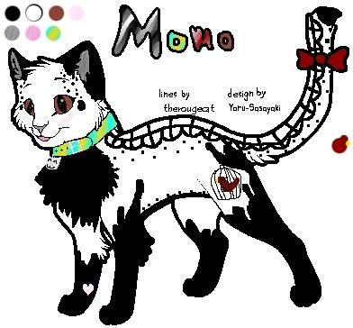 Momo the Shyly Fun Feline by Yoru-Sasayaki