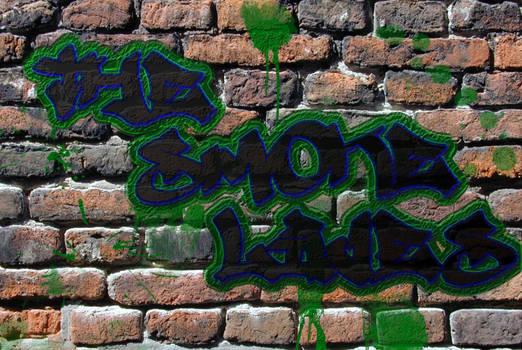 The Smoke Lives Graffiti