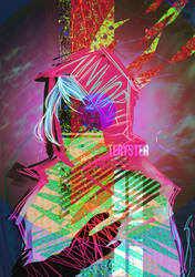 AST | Neon struggles by Teryster