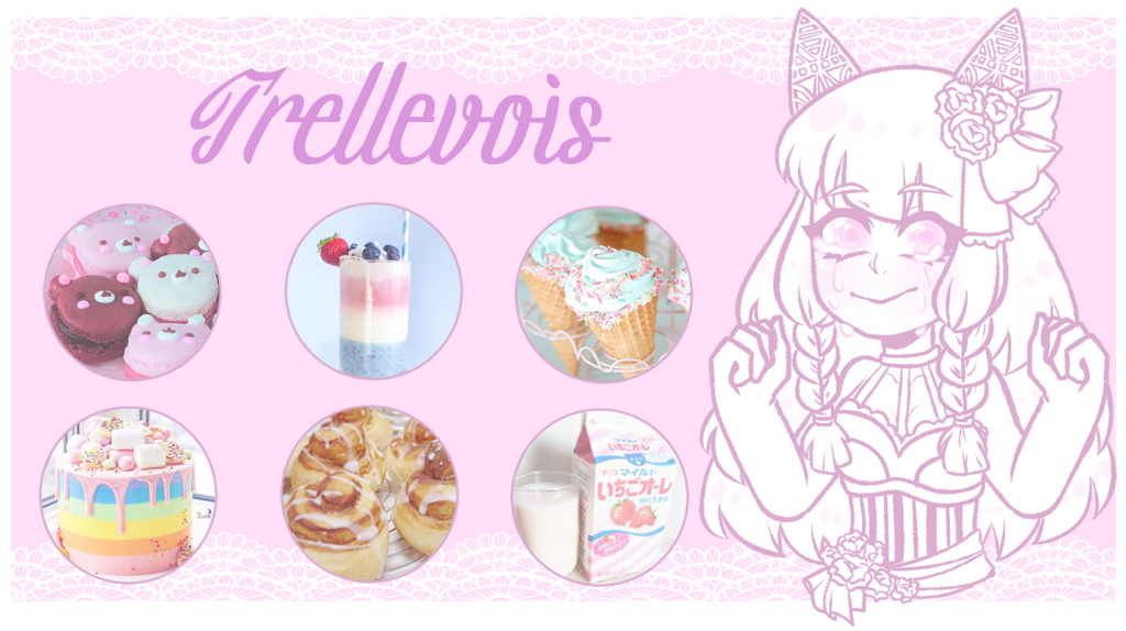 [Adopts]: Sweet Mysteries (1/6 REDUCED PRICE) by SimplyDefault