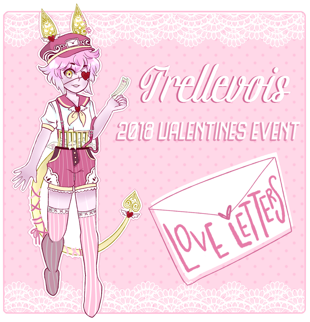 [Trelle]: Love Letters Event (WINNER) by SimplyDefault