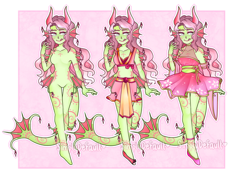 [Adopts]: Dextro Bloom  (OPEN + Reduced Price)